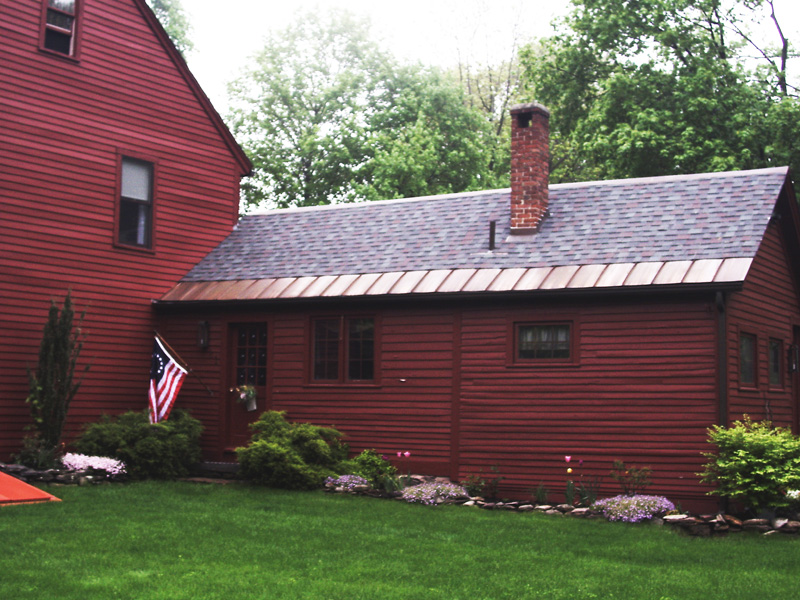 ... Metal Roofing Copper Aluminum Steel Roofs Roof Installation  ...